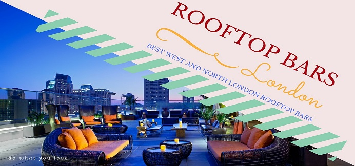 Best West and North London Rooftop Bars | Presidential Apartments